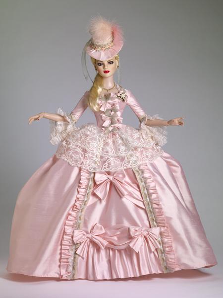 Платья для кукол бальные своими руками